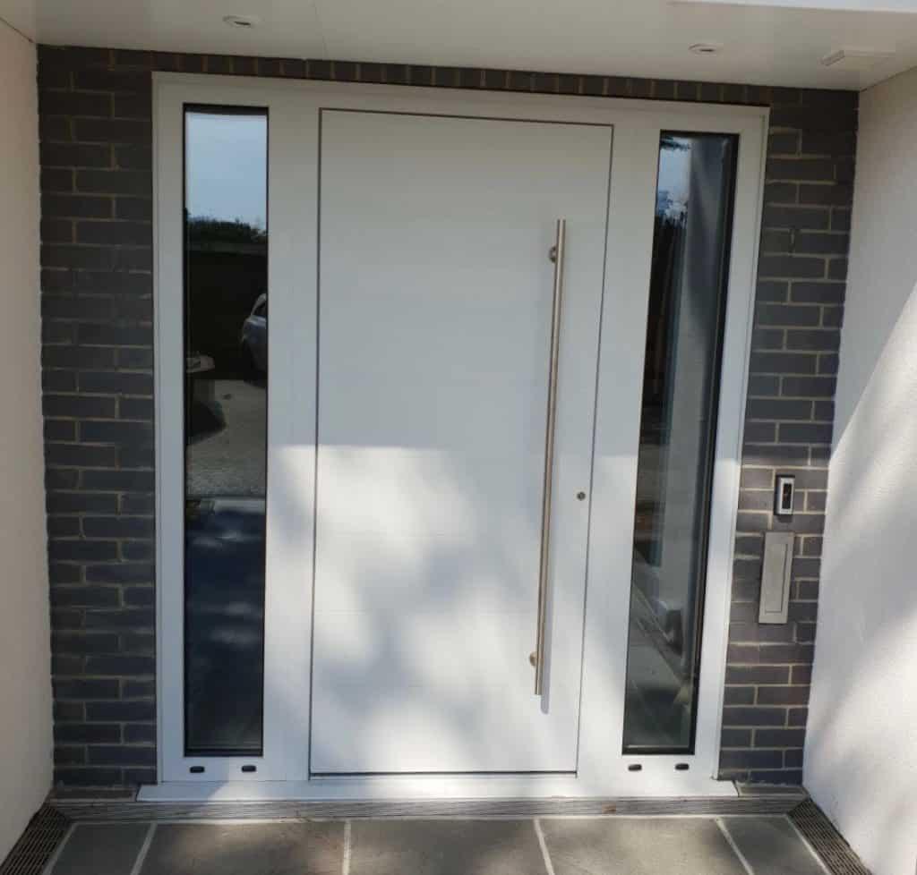 Dutemann Contemporary Front Door